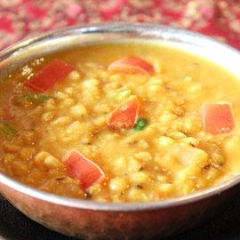 豆カレー(beans curry)