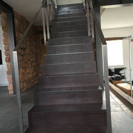 Faltwerktreppe Königsbruch FW 485