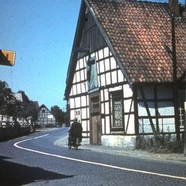 Mindener Straße in den 1950er