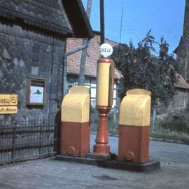 Shell Tankstelle Horstmann