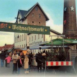 Weihnachtsmarkt an der Brennerei