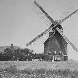 Bockwindmühle Wesemann im Osterfeld