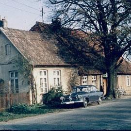 Gaststätte Wilhelmy um 1955 - Brennhorster Straße