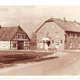 """Gasthaus """"Zum Timpen"""" an der Mindener Straße"""
