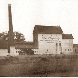 Gebäude der Kornbrennerei Chr. Meyer