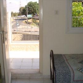 4ème chambre avec balcon