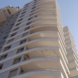 Immeuble sur la rue Exodus