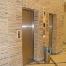 4 ascenseurs