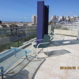 2nd terrace seafront view