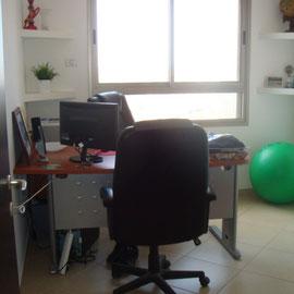 4ème chambre bureau