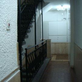 couloir d'escalier
