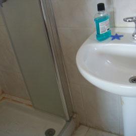 1ère SDB douche