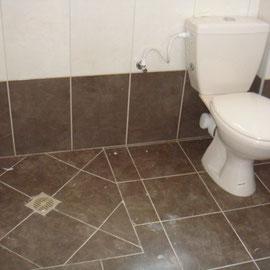 SDB douche chambre parents
