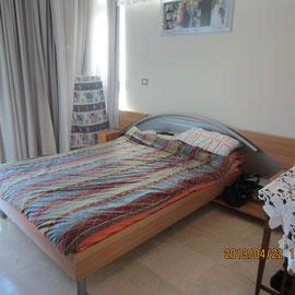1ère Chambre double au RDC avec patio