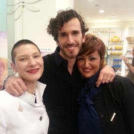 Katiuscia, Roberto, Alessandra