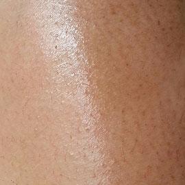 Prodotto sulla pelle