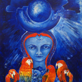 Mondfrau