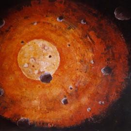 Meteoriten verk.
