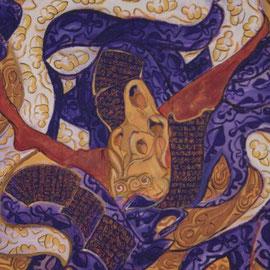 Ahninnenbande - Detail
