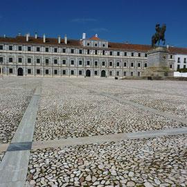 palais des ducs de Bragance à Vila Viçosa