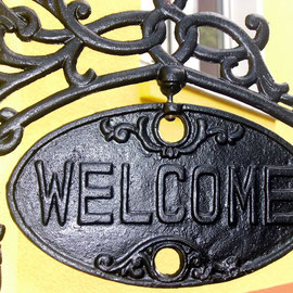 """Ein herzliches """"Willkommen"""" in Villa Kassuhn!"""