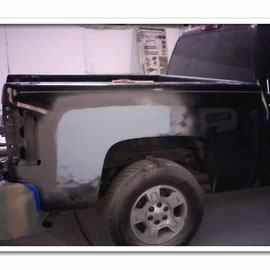 Chevy Silverado (Before)