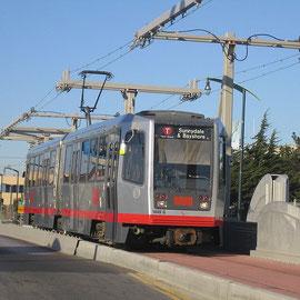 AnsaldoBreda Stadtbahnwagen. Quelle Wikipedia