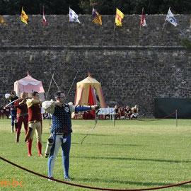 ツグミ祭り トスカーナ修道院めぐり サンタアンティモ修道院
