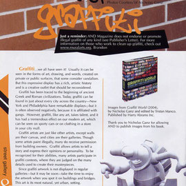 Graffiti World review - and magazine