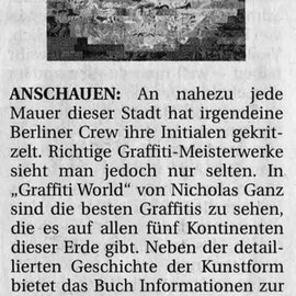 Graffiti World review - Berliner Zeitung