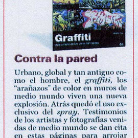 Graffiti World review - Babelia El Pais