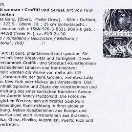 Graffiti Woman review - Frauensolidaität