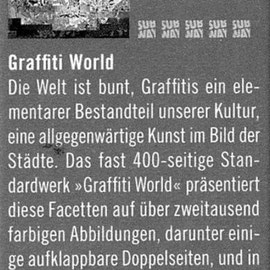 Graffiti World review - Subway #217