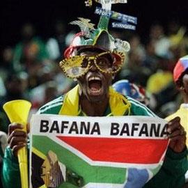 Bafana Bafana Fan