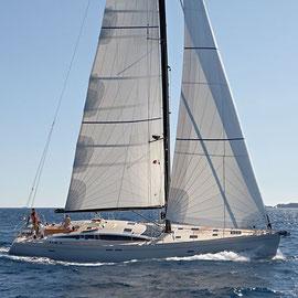 Yacht avec équipage