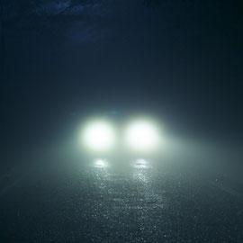 濃霧 A Dense Fog