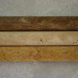 Bull Nose Mocha,claro,siena, , travertine crown molding, precio de molduras de marmol, travertine tile pencil molding, travertine bullnose molding, onyx  bullnose molding, onyx crown molding