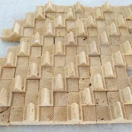 Mosaico Triangulo 3D