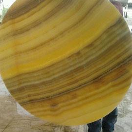 mesa de onix
