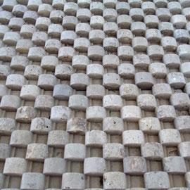 Mosaico Cornice 3D 2
