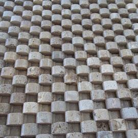 Mosaico Cornice 3D 3