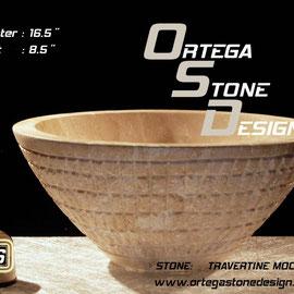 ovalin de travertino 306, venta de ovalines de marmol, venta de ovalines en mexico, fabricacion de ovalines en mexico, onix sink, marble sink