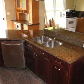 baños de granito, cocinas de granito, cubierta de granito, encimeras de cocina, cocinas de granito en torreón, placas de granito, laminas de granito, fabricacion de cubiertas de granito, barras de granito