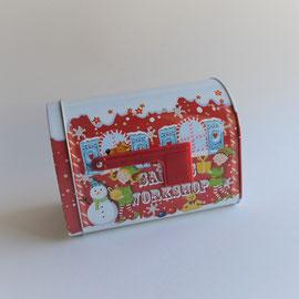 """Weihnachtsdose """"Mailbox"""" klein"""