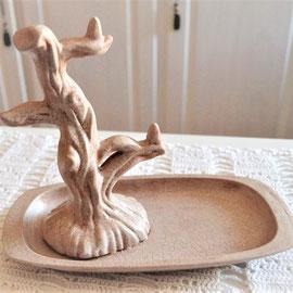 Schmuckhalter aus Keramik