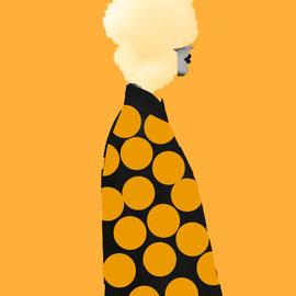 yellow minimalism