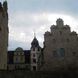 Schloss Stadthagen 1534 - 44 im Stil der Weserrenaissance umgebaut