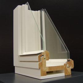 Kranz Rahmenpfostenfenster | Mustereck