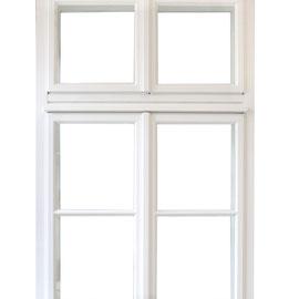 Kranz Pfostenfenster mit Gaißfuß