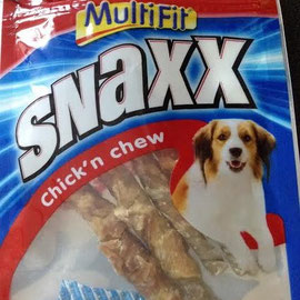 MultiFit Snaxx Chick´n chew